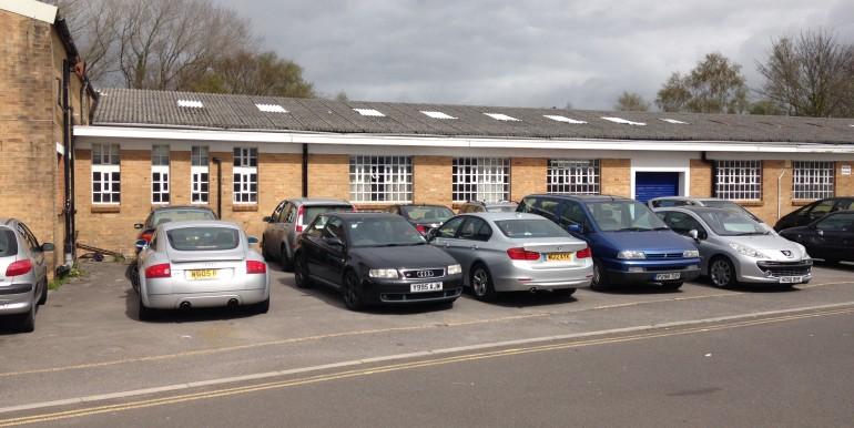 Sharp Road Unit B, Poole Industrial Unit To Let (1)