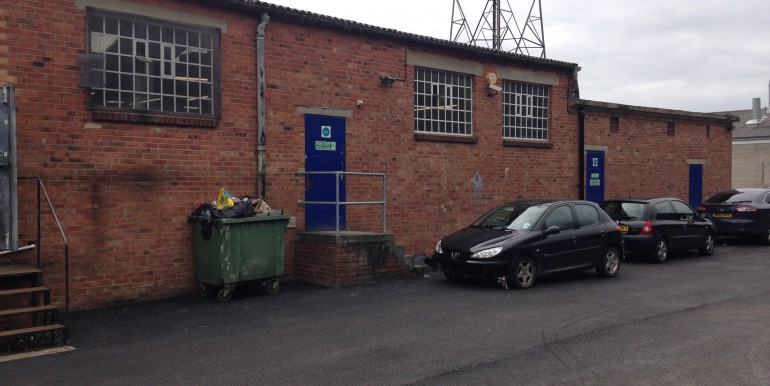 Sharp Road Unit B, Poole Industrial Unit To Let (4)