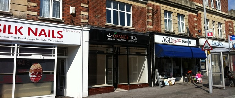 Ashley Cross Shop Let Within Three Weeks