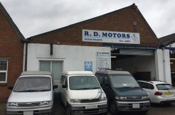 INDUSTRIAL INVESTMENT – SOLD