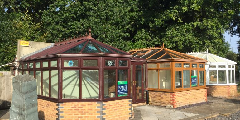 The Conservatory, Oaks Garden Centre - office workshop business unit to let poole wimborne