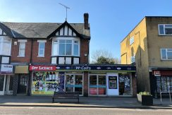 1057 SQ FT RETAIL UNIT IN BROADSTONE – NOW LET