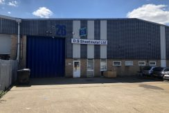 MID-TERRACE INDUSTRIAL UNIT TO LET POOLE