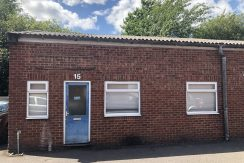 FOR SALE OR TO LET INDUSTRIAL/WORKSHOP UNIT – SALE AGREED SUBJECT TO CONTRACT
