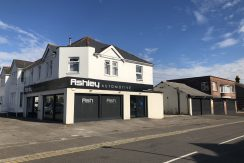 CAR SHOWROOM/RETAIL PREMISES ASHLEY ROAD TO LET – UNDER OFFER