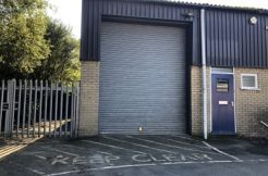 TO LET – INDUSTRIAL UNIT