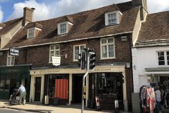 FOR SALE (MAY LET) LICENSED RESTAURANT AND TEA ROOM