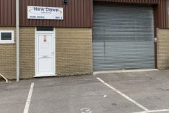 MID-TERRACE INDUSTRIAL UNIT TO LET