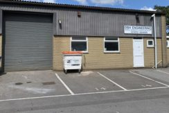 TO LET END TERRACE UNIT WITH OFFICES