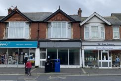 Commercial Unit To Let – Ashley Road, Parkstone, Poole LET AGREED