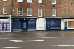 DOUBLE FRONTED LOCK UP SHOP TO LET – POOLE